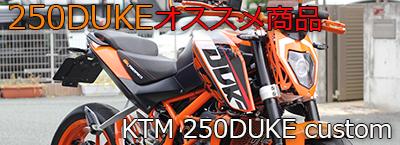 250DUKEバナー